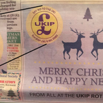 "Controversial typo-based stance from UKIP Rotherham: ""Say No to the UK!"" (via @MrStuchbery @christophe_read) http://t.co/OGpgaU8C9Q"