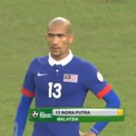 31 Indra Putra is next to go in the referees book tonight #AFFSuzukiCup http://t.co/VltD6KA8u3