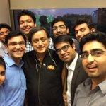 RT @abhi99: @ShashiTharoor thanks for the meeting