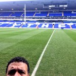 Just arrived at Spurs for the cracker v Burnley. Pitch is looking fantastic #kammyselfie http://t.co/AdadkUCuRd