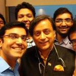 RT @rishabh_101: With @ShashiTharoor  #ISBSolstice14  @LifeAtISB