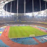 Well what a half of football at Bukit Jalil Stadium.   RT if you are enjoying the #AFFSuzukiCup action! http://t.co/Py0SnnMkLW