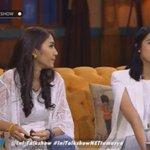 Penonton2 mlm minggu ini di @Ini_Talkshow bintang tamunya cantik2 #IniTalkshowNETtamasya http://t.co/XUaZaRQJWN