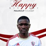 عيد ميلاد سعيد لمعروف يوسف!  Happy birthday Marouf Youssef! http://t.co/NepGusdeOu