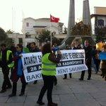 28 Aralıkta Kadıköydeyiz Bakırköy halkı Bakırköy Meydanında Yaşam Zinciri kurdu @kuzeyormanlari @KentSavunmasi http://t.co/zxpjko1ZLy