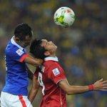 50 gone: Malaysia 2 - 0 Thailand Aggregate: MAS 2 - 2 THA #AFFSuzukiCup http://t.co/kmq0Aaw5gR