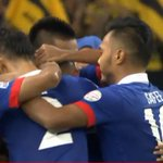 58 GOAL for Malaysia! What a lovely free kick from the leading goalscorer Safiq Rahim #AFFSuzukiCup http://t.co/uGQ2F6qsU6