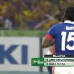 78 SUB for Malaysia: Indra Putra OFF, Gary Robbat ON #AFFSuzukiCup http://t.co/yfkdGa618w