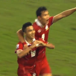 88 GOOOAAALLLL!! What a goal from Chanathip!! 3-2 now, Thailand lead 4-3 on agg! #AFFSuzukiCup http://t.co/Ki9tE6z5KY