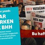 Aydemir Güler yazdı: KARTLAR KARILIRKEN SOL VE BHH Bu hafta soLda... soL, 21 Aralık - 27 Aralık 2014, sayı 20 http://t.co/wvEo4Fq0fO