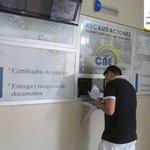 Hoy en @CneZamoraCh atendemos normalmente a la ciudadanía cc @JuanPabloPozoB @ricardoandur http://t.co/CCSueMK6DC