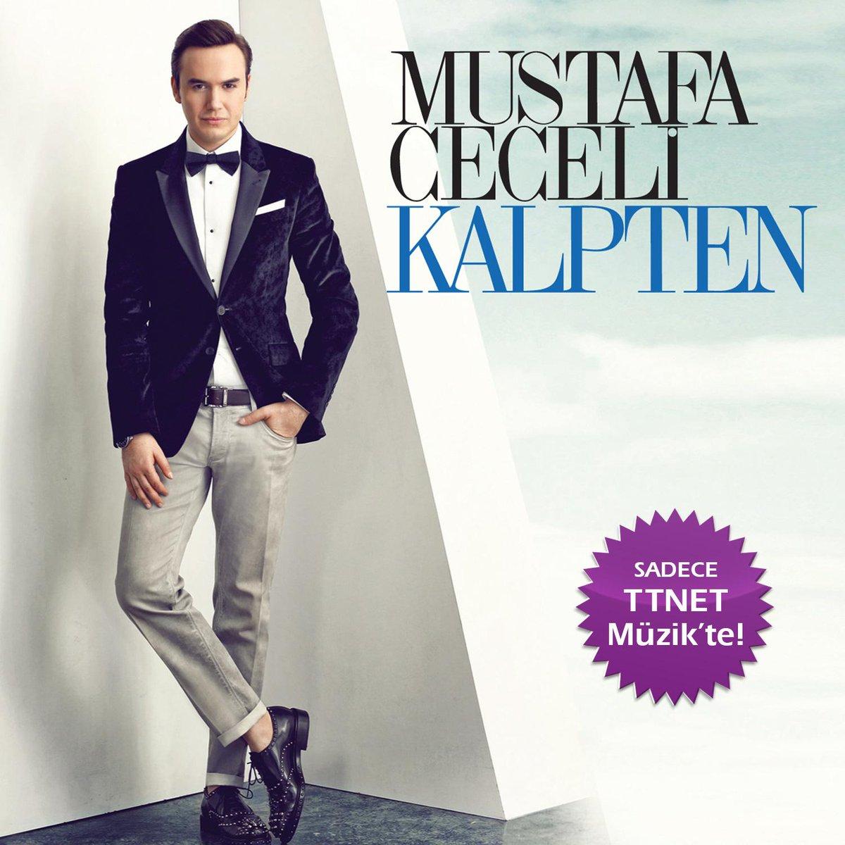 Mustafa Ceceli 14 parçadan oluşan yepyeni albümü Kalpten ile sadece TTNET Müzik'te! http://t.co/pPam5Pscjs http://t.co/zWlnkJVk3j