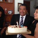 Saludamos a nuestro director de Nuevo Tiempo .@rembertosarzuri || Mil gracias por todo pastor #felizcumpleaños http://t.co/6NCl19zg3k