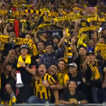 The Malaysian fans are still singing in full voice, they are still proud of their team! #AFFSuzukiCup http://t.co/Zm81GXA0CE