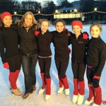 Washington Elite Skating School classes are on schedule today at The National Gallery of Art Sculpture Garden! #DC http://t.co/5wXWTIqDwO