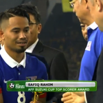 Safiq Rahim picks up the top scorer award! #AFFSuzukiCup http://t.co/WPjpgWEek4