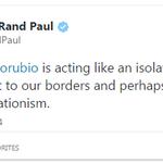 ICYMI: Rand Pauls been trolling Marco Rubio over Cuba. http://t.co/Dfa3PXht8i http://t.co/1PXuAAKFdr