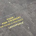#Greenpeace pide disculpas a #Perú e identifica al líder de incursión en Nazca http://t.co/2mkKfknhaP http://t.co/qKdloCJXGf