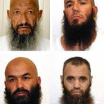 All 4 detainees sent home to Afghanistan from #Gitmo overnight were cleared for release by 2008-09 Obama Task Force. http://t.co/egYuxwwxtD