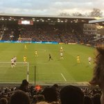 Sheffield Wednesday fans at Fulham #swfc http://t.co/gxyy7ji3VL