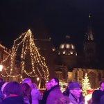Ein Foto vom (zweit)schönsten Weihnachtsmarkt Europas, passend zum Erlebnisbericht https://t.co/F4tk2KGLIg @_Aachener http://t.co/uti4EVc709