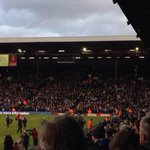 Sheffield Wednesday at Fulham. #SWFC http://t.co/CRVvomCp6w
