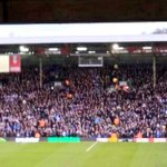 4,000 Sheffield Wednesday fans at Fulham today. #SWFC http://t.co/xkJGH9Wxfq