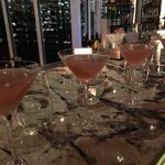 Four absolutely perfect holiday cocktails right before an absolutely perfect holiday dinner @FiolaMareDC #DC http://t.co/uMivdXFtvs