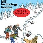 Great Tintin in Tibet homage RT @RSikoryak: My cover for the latest @techreview: http://t.co/yoQl95bUrK http://t.co/wfzf6Xz33V