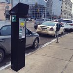 What did the new pay station say to the old coin meter? Your times up. #yxe http://t.co/DzsDqQyr4g