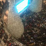 #BlackLivesMatter protesters take over Mall of America despite threats from police http://t.co/PCpz7PERuY