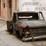 Lo único que los cubanos podemos dejarle a los venezolanos es nuestra experiencia de vivir 56 años en socialismo... http://t.co/al8PMiBYl6