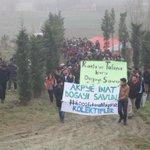 Ali İsmail Korkmaz Hatıra Ormanı açılışı büyük bir katılımla gerçekleşti. #AliİsmailKorkmaz için 6 bin fidan dikildi. http://t.co/pd1tr1Sfyw