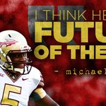 Michael Vick has some seriously high praise for Jameis Winston. http://t.co/dAW1fR5luC