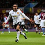 FULL-TIME Aston Villa 1-1 Man Utd. 10-man Villa hold on for a draw after @FALCAO cancels out @bentekechris20s opener http://t.co/orLtlzMO8E