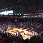 Full House at Diddle Arena for UofL vs WKU http://t.co/5sUP6rCjKP