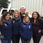 Honored 2 be part of @Austin_Police @ArtAcevedo Blue Santa delivery day w @Ericka_Miller @Millerbars @Twydia & Andrea http://t.co/WxdhUHsD35