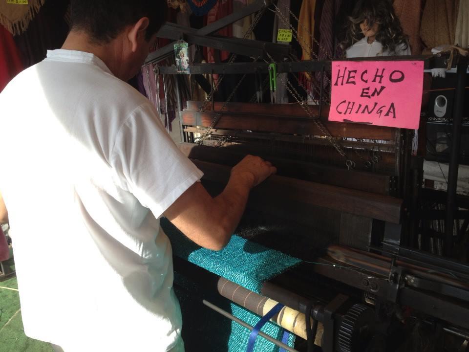 Bonito Sábado! En un fin de semana no puede faltar el ingenio mexicano. #hechoenchinga #apaseoelgrande #nuestromexico http://t.co/HbAxKiOfAW