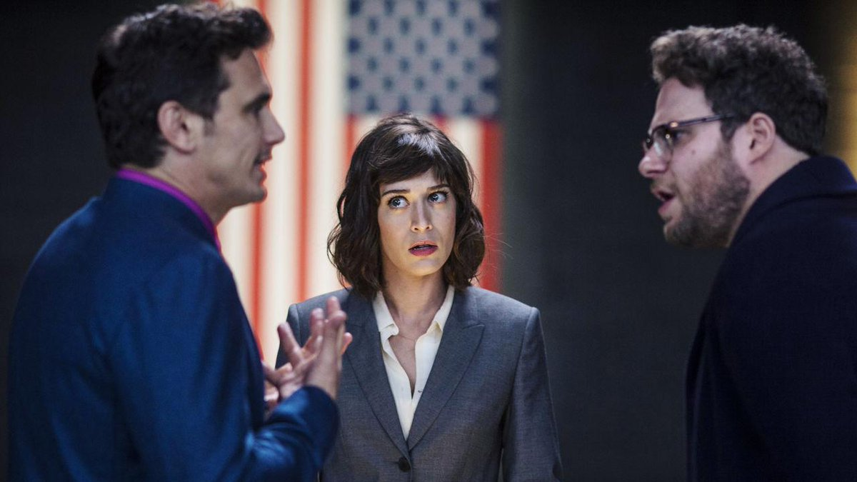 Sony Hack: 'The Interview' @Facebook, @Twitter Accounts Are Deleted