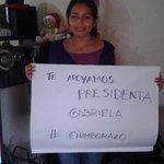 Todo Ecuador respalda a @GabrielaEsPais #PrensaCorrupta = #OposicionTrucha los del pasado no volverán. http://t.co/IWY0xlTbwO