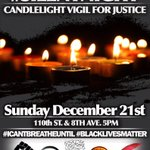 Join me: MT @NYjusticeleague: TOMORROW #SILENTNIGHT @ 110th & 8th Ave #BlackLivesMatter #ThisStopsToday http://t.co/XGj4R0WKiM