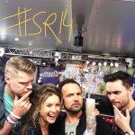 Lauren Verster biedt haar peniskoker aan! #3FM #SR14 http://t.co/qJYprow3TD