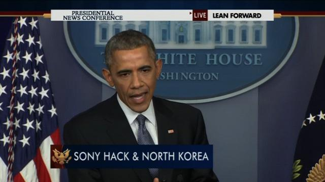 """President Obama weighs in on Sony's decision to pull """"The Interview"""""""