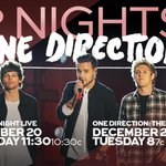 .@OneDirection performs live on #SNL tonight! Plus, dont miss their NBC special on Tuesday! #1DonNBC http://t.co/MLWXWfLgOa