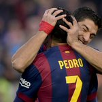 Barcelona golea con primer tanto de Suárez en liga y doblete de #Messi http://t.co/xECFebQuKU http://t.co/WZ8wzJxZ1n