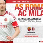 #RomaMilan: two hours before the kick-off! http://t.co/bE0HKRbXLS