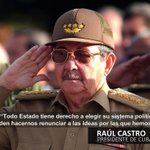 "Raúl Castro: ""Es esencial resolver el cese del bloqueo"" http://t.co/NDECLJZeKf #Cuba http://t.co/ApQQc9j2dq"