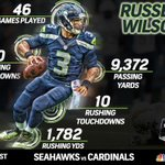 Sunday Night Spotlight: Russell Wilson and the @Seahawks take on the Cardinals tomorrow night on #SNF! http://t.co/ARfHfKlkTg