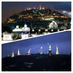 #Quito se prepara para las fiestas #PesebreGigante #Panecillo http://t.co/IDNM6vs6K0