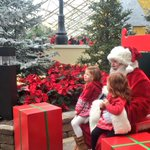 Santa is here until 4pm! #FortWayne http://t.co/O9eFY7gMMa